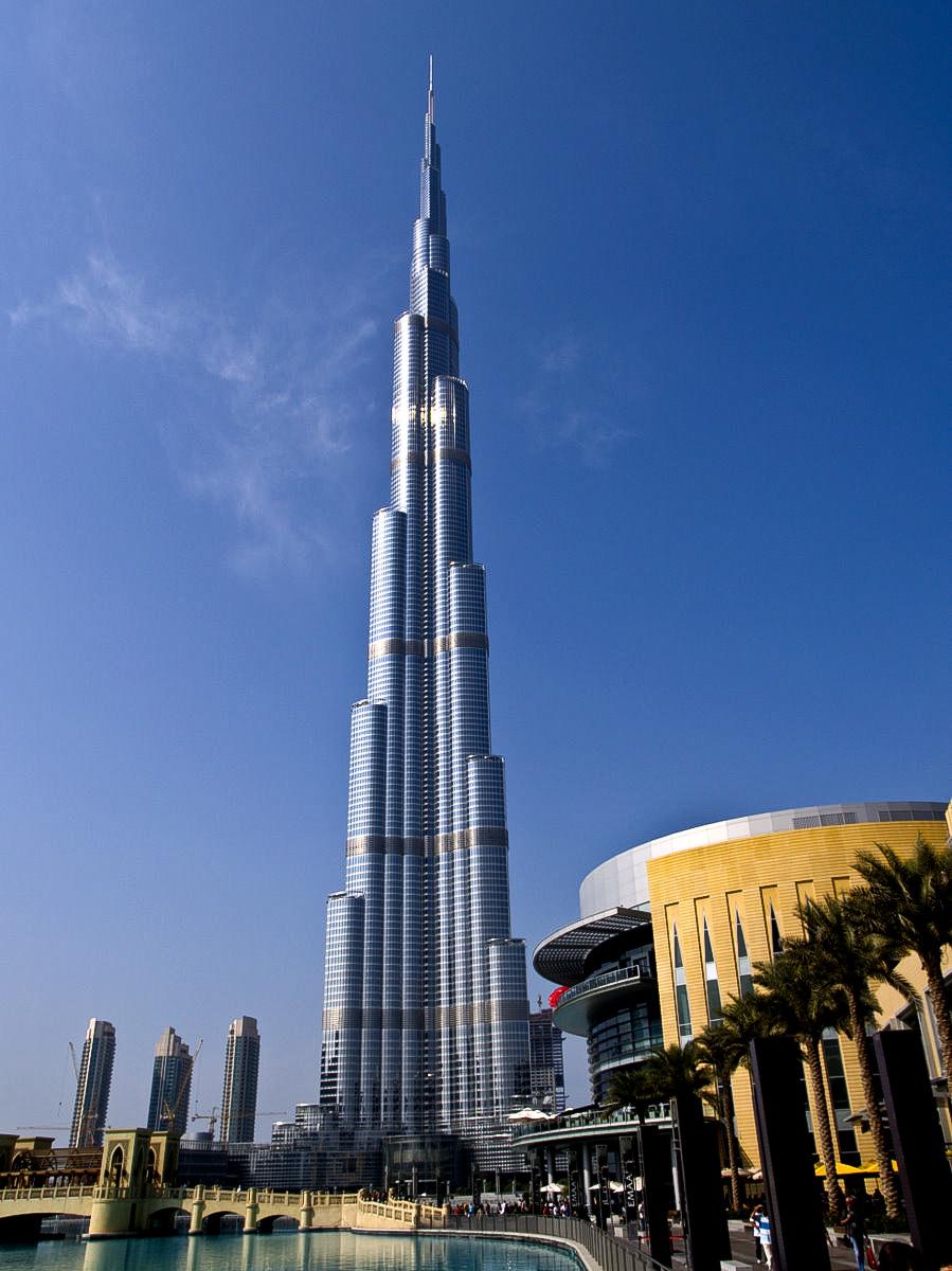 Khalifa tower – A monkeyhangers motley medley