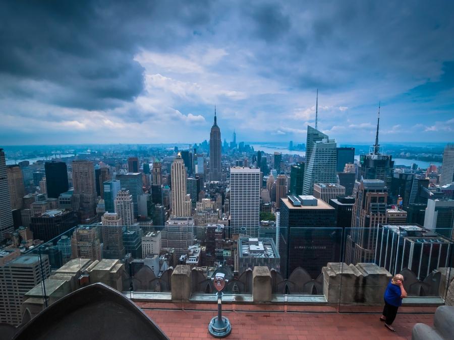 Moody Manhattan